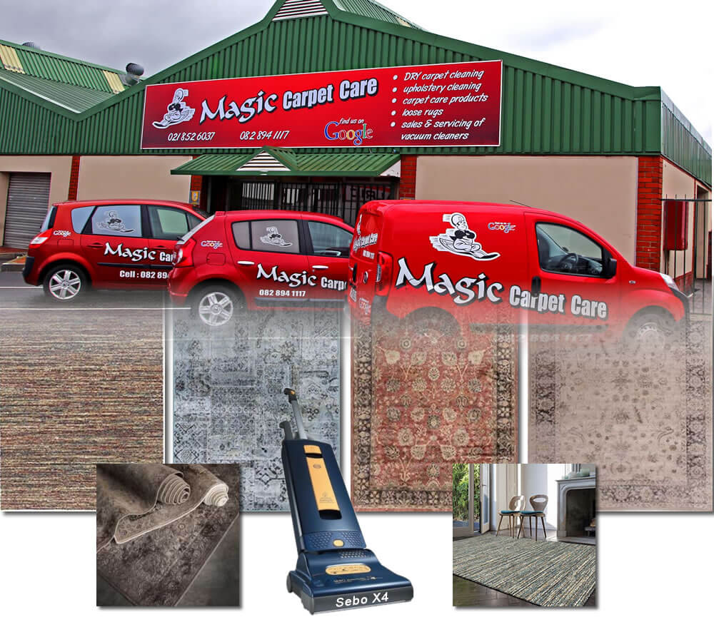 Services Magic Carpet Care Somerset West